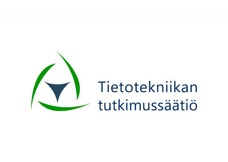 Tietotekniikan tutkimussäätiön logo